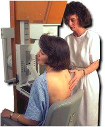 Mammogram Exam