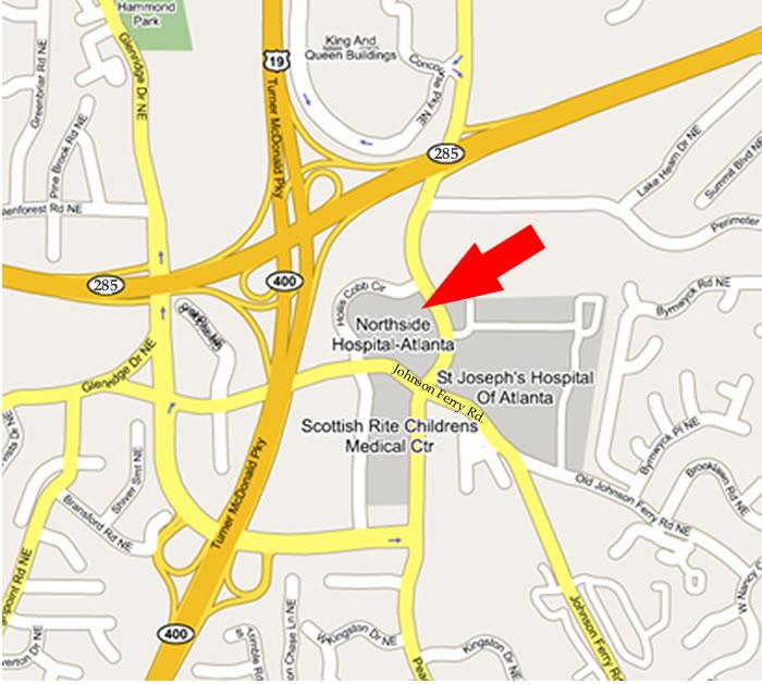 Radiation Oncology Of Atlanta Northside Cancer Center